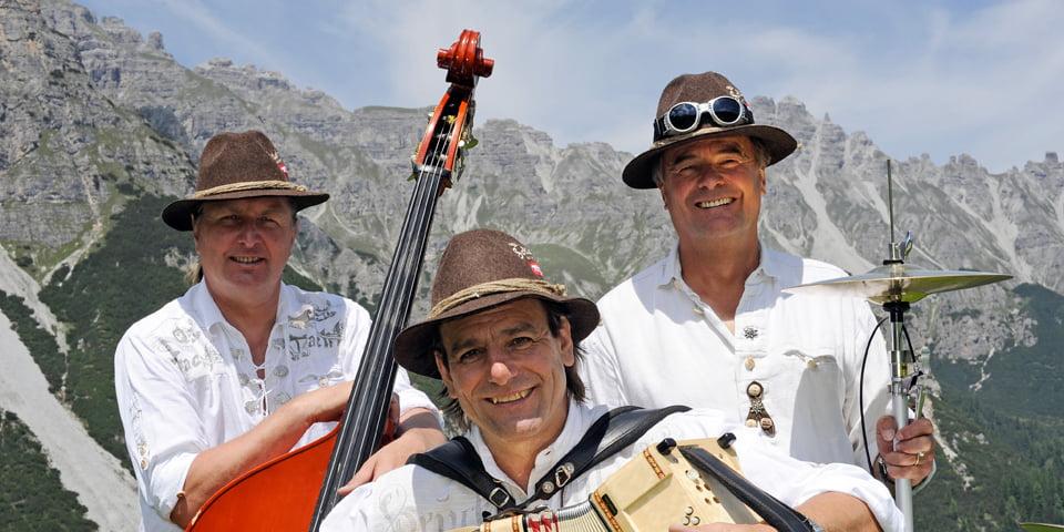 Die Skilehrer Musikband