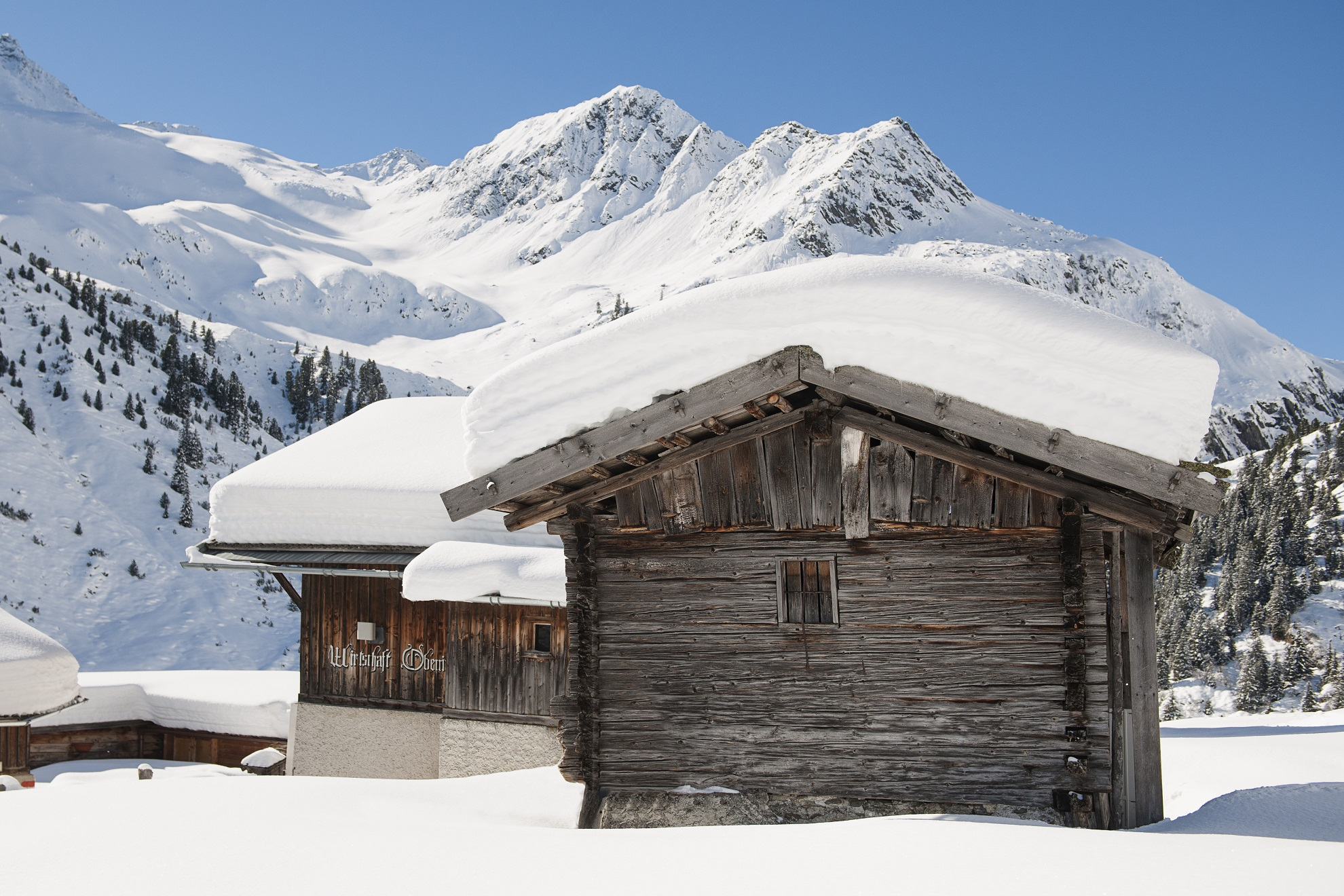 Stadel Winter Stubaital